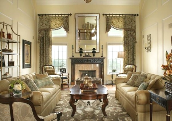 5 Tall Window Treatment Ideas For Tall Windows | Blindsgalore Bl