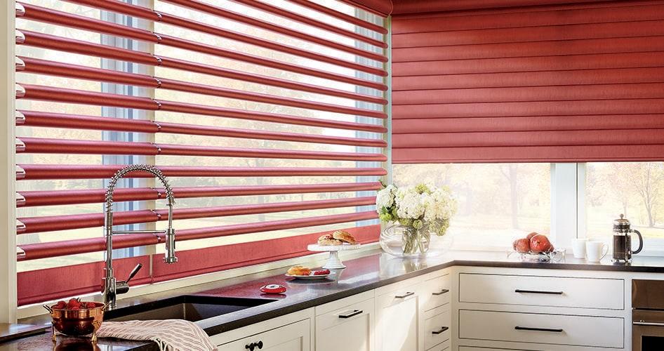 Top 5 Kitchen Window Treatments | Kitchen Window Coverin