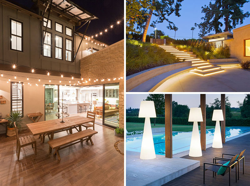 8 Outdoor Lighting Ideas To Inspire Your Spring Backyard Makeov