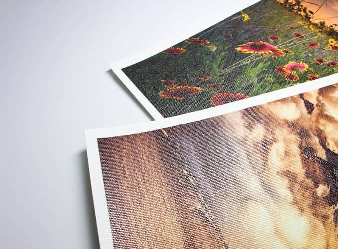 Discover How You Can Print on Canvas With an Inkjet Printe