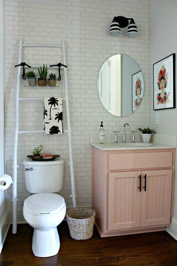 11 Easy Ways To Make Your Rental Bathroom Look Stylish | Decoholic .