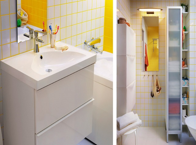 5 simple tips to improve the look of your   bathroom