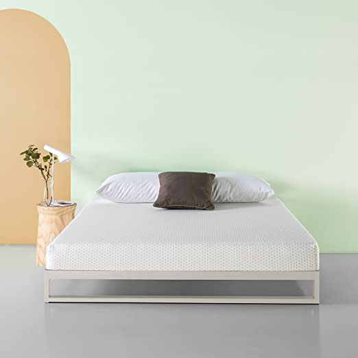 Amazon.com: Zinus Memory Foam 5 Inch BioFusion Mattress, Queen .