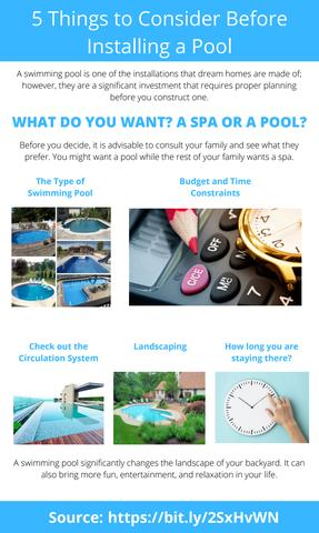 5 Things to Consider Before Installing a Pool by Sydney Ideas - iss