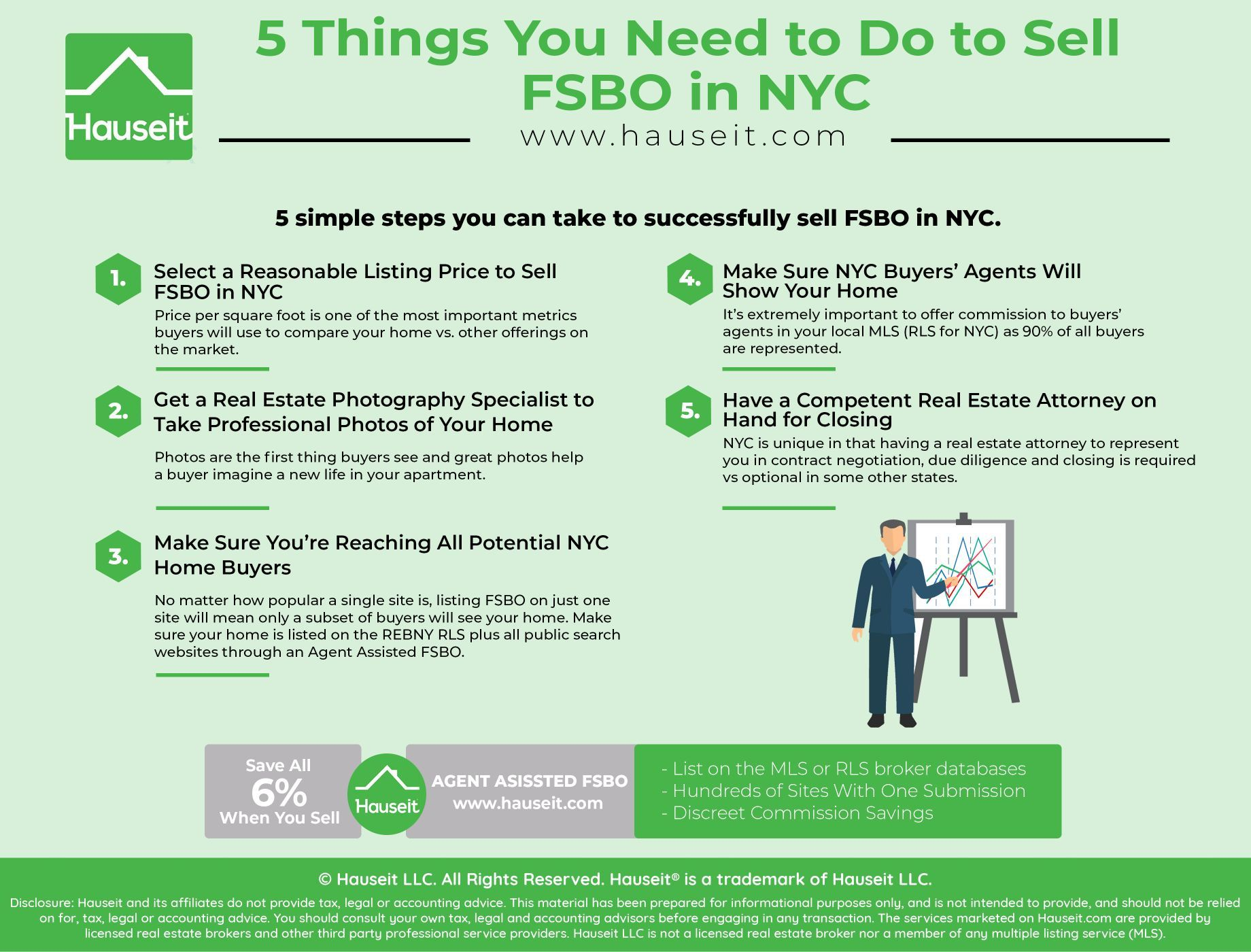5 things to do when selling your home