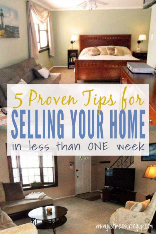 5 Proven Tips to Sell Your House FAST - My Mountain Town: Conifer .