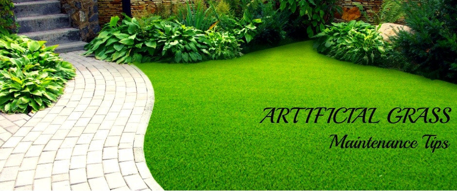 5 TIPS TO KEEP YOUR ARTIFICIAL TURF LIKE THE 1ST DAY | by .