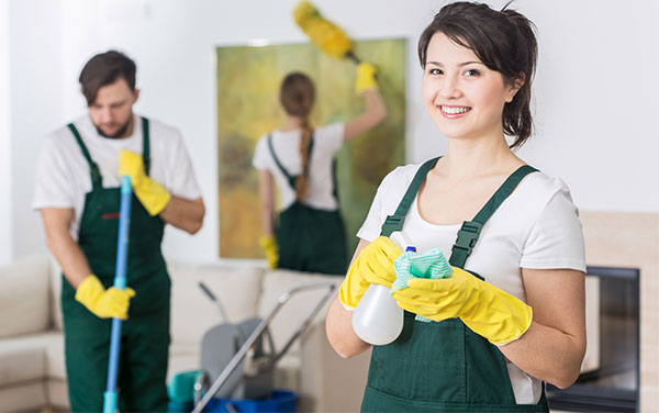 The Best End of Lease Cleaners in Canberra | The RiotA