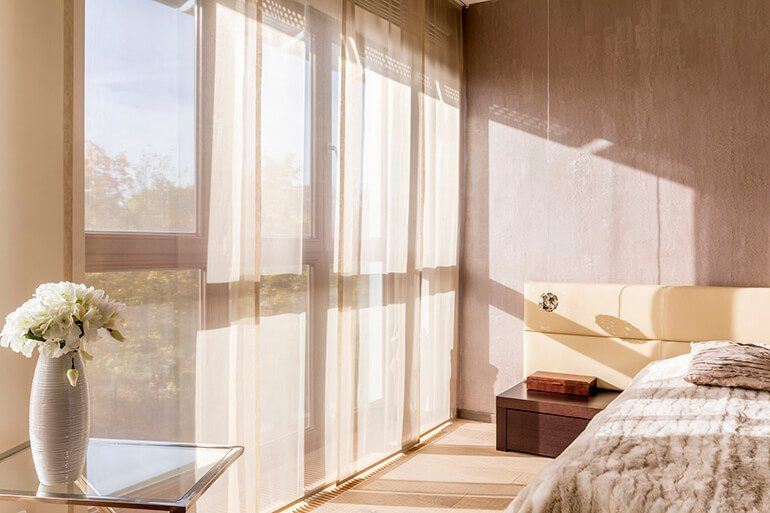 6 Curtain Ideas for Wide Windows - Curtains Up Blog   Kwik-Ha