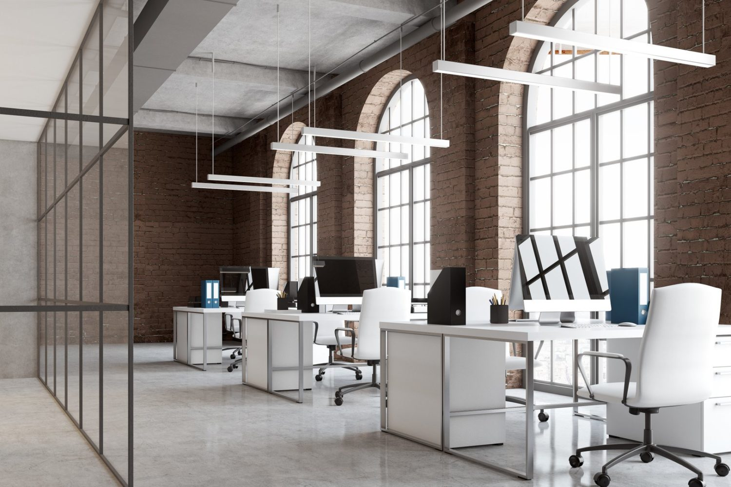 6 Practical trends in interior design for   offices from 2020