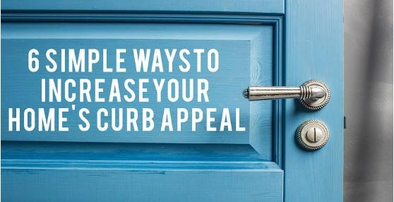 6 Simple Ways to Increase Your Home's Curb Appeal | RC Willey Bl
