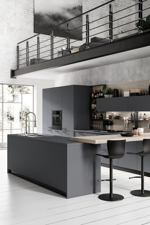 20 Dark Kitchen Ideas For Every Kitchen Si