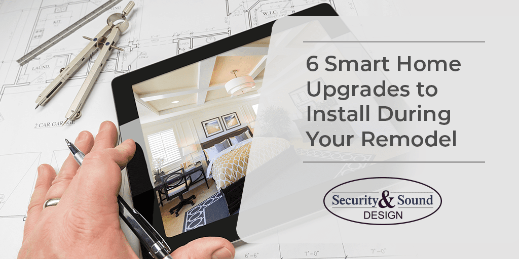6 smart remodeling upgrades in your home