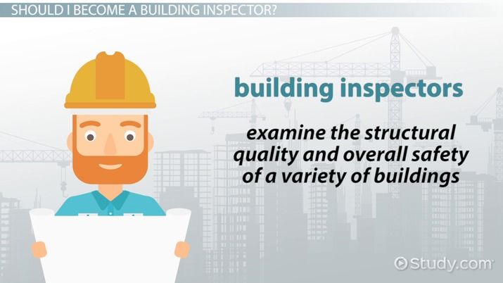 How to Become a Building Inspector | Education and Career Roadm