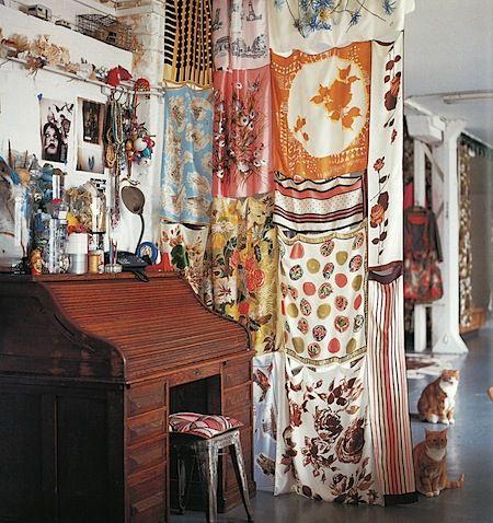 6 Ways To Use Scarves Around The House | Trendy home decor, Decor .