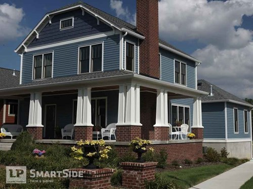 7 Tips for Care & Maintenance of LP® SmartSide® Siding | Bl