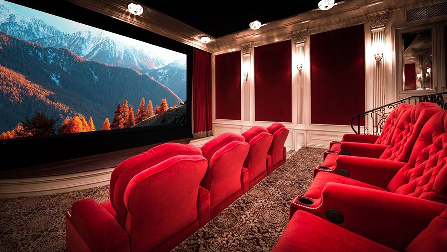 7 Creative Ideas to Finish Off Your Home Theater Desi