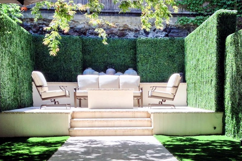 7 Ways to Make Your Yard More Private | Freshome.c