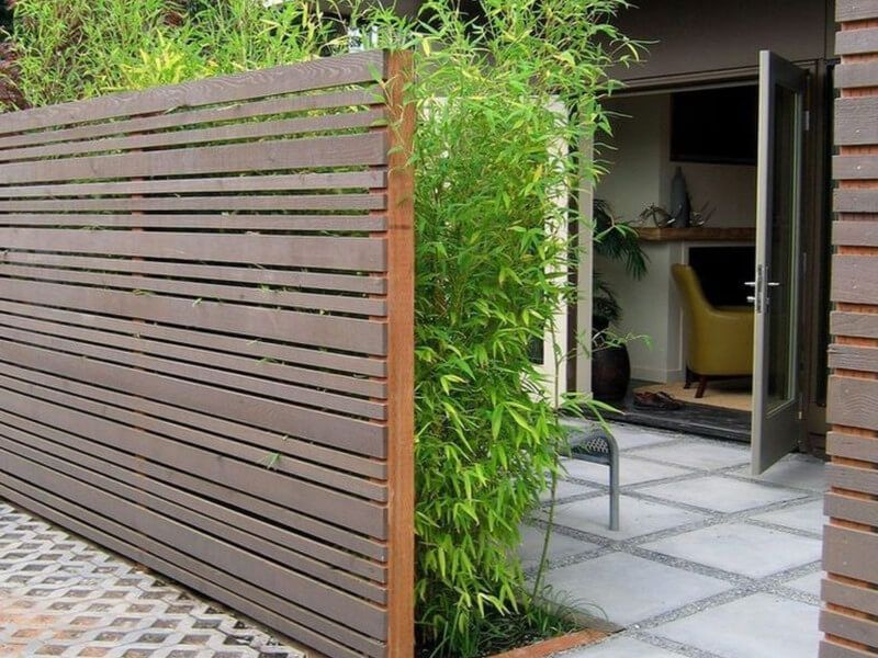 7 easy ways to give your garden privacy