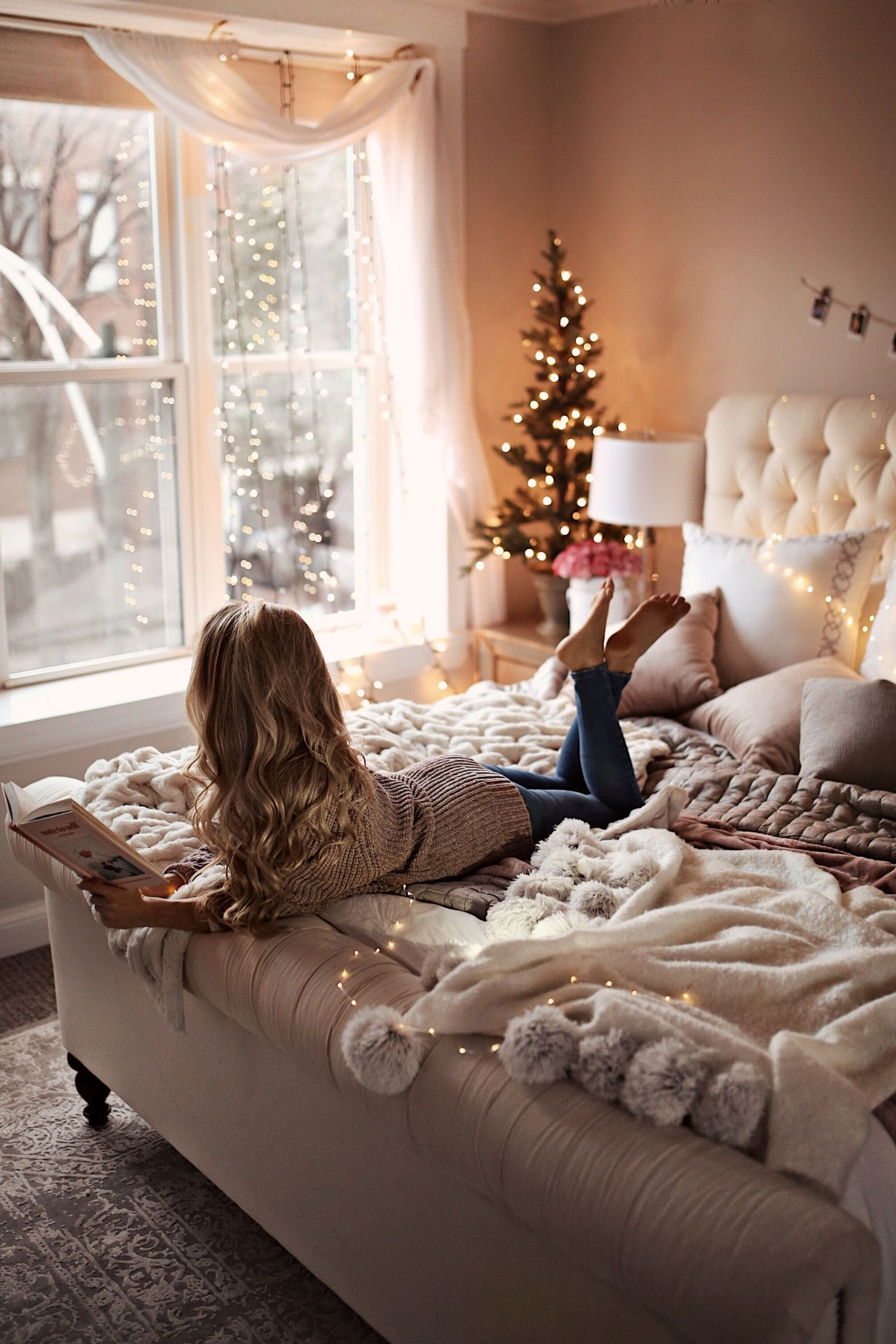 7 fun ideas for Christmas living room   decorating