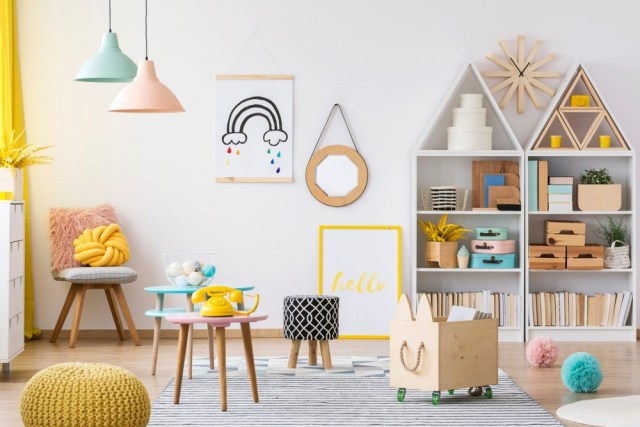 21 Fun Kids Playroom Ideas & Design Tips | Extra Space Stora