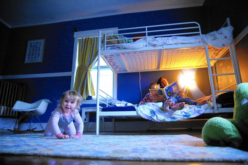 Why parents are choosing to have kids share rooms even when .