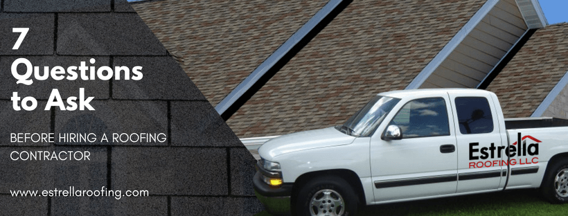7 Questions You Must Ask a Roofer Before Hiring Th