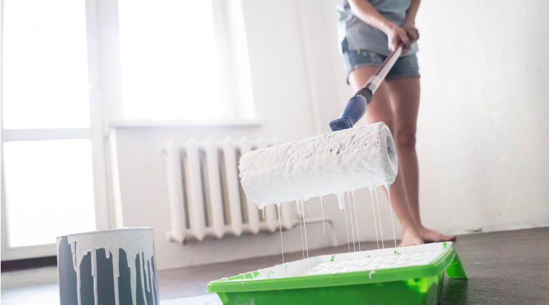 7 Mistakes Everyone Makes When Painting | Home improvement .