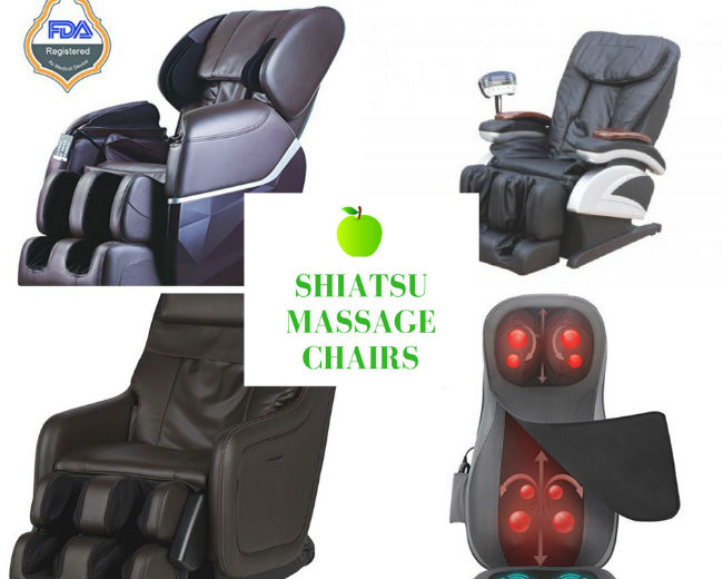 Shiatsu Massage Chair: Top 7 Shiatsu Massage Chairs in 20