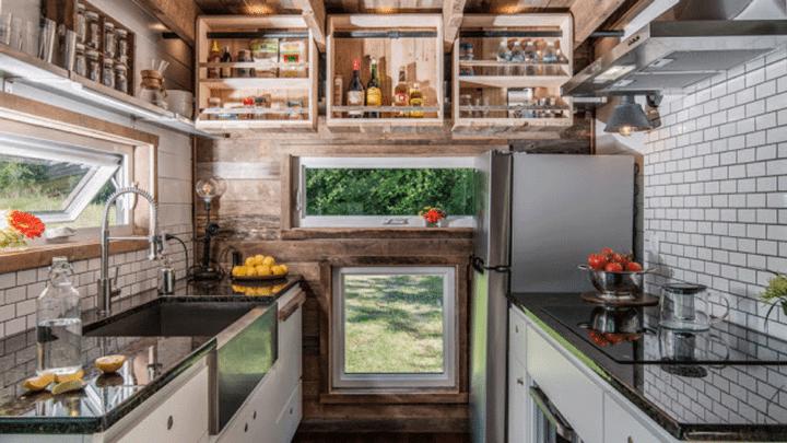 The 11 Tiny House Kitchens That'll Make You Rethink Big Kitche