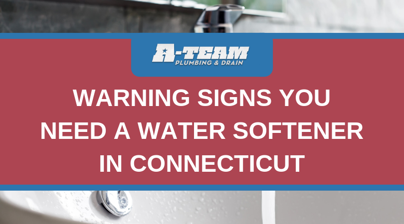 Warning Signs You Have Hard Water in Connecticut | A-Te