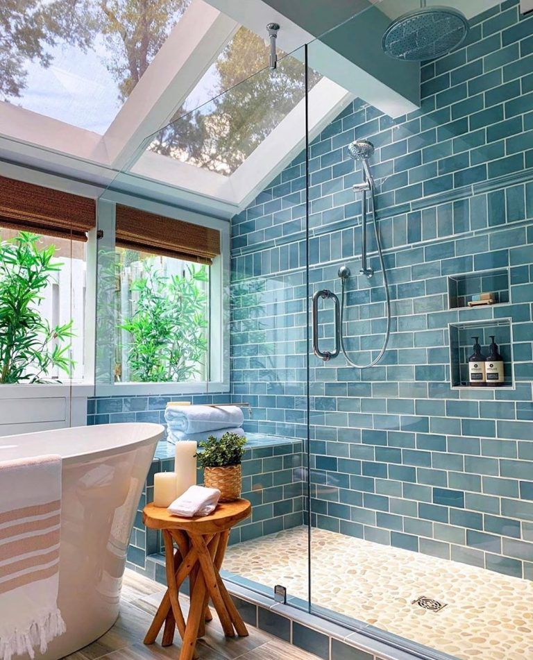 7 stunning small bathroom updates to   create a sanctuary