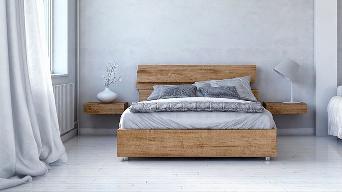 The Year's Biggest Bedroom Design Trends: Do More With Less .