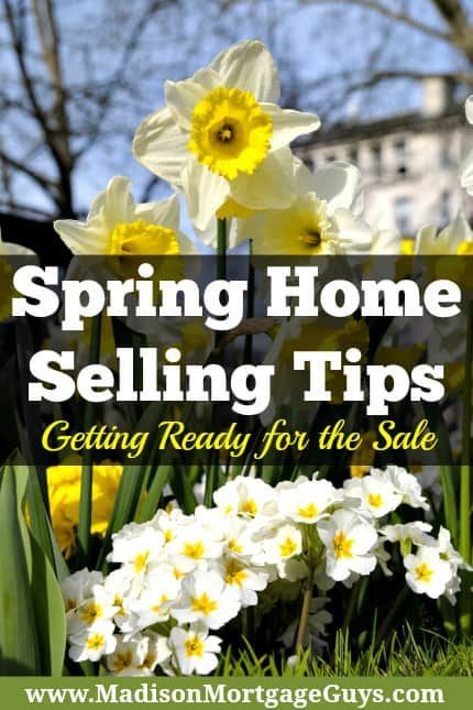 Getting Your Home Ready for a Spring Sale - Finance in 2020 | Home .