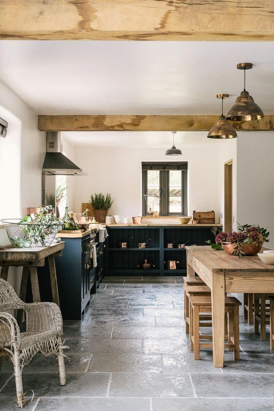 9 Amazing farmhouse tables that will make your kitchen space truly .