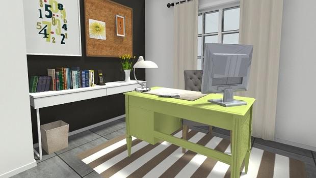 RoomSketcher Blog | 9 Essential Home Office Design Ti