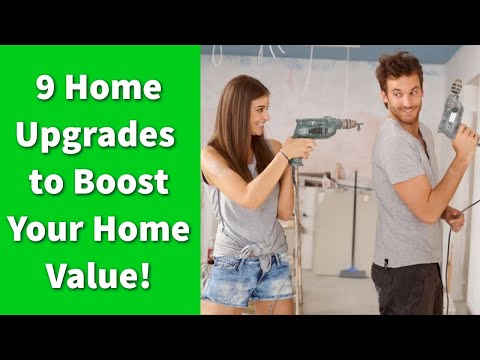 9 Home Upgrades to Boost Your Home Value! - YouTu