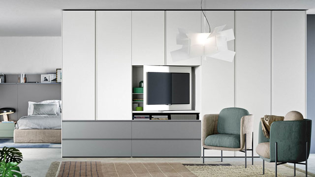 Fitted wardrobes Fitted wardrobes compared to free-standing wardrobes: comparison instructions