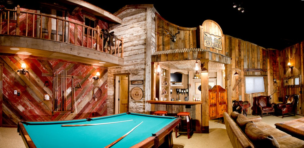 t1-35 Man Cave decor ideas, decorations and accessories to enhance the place