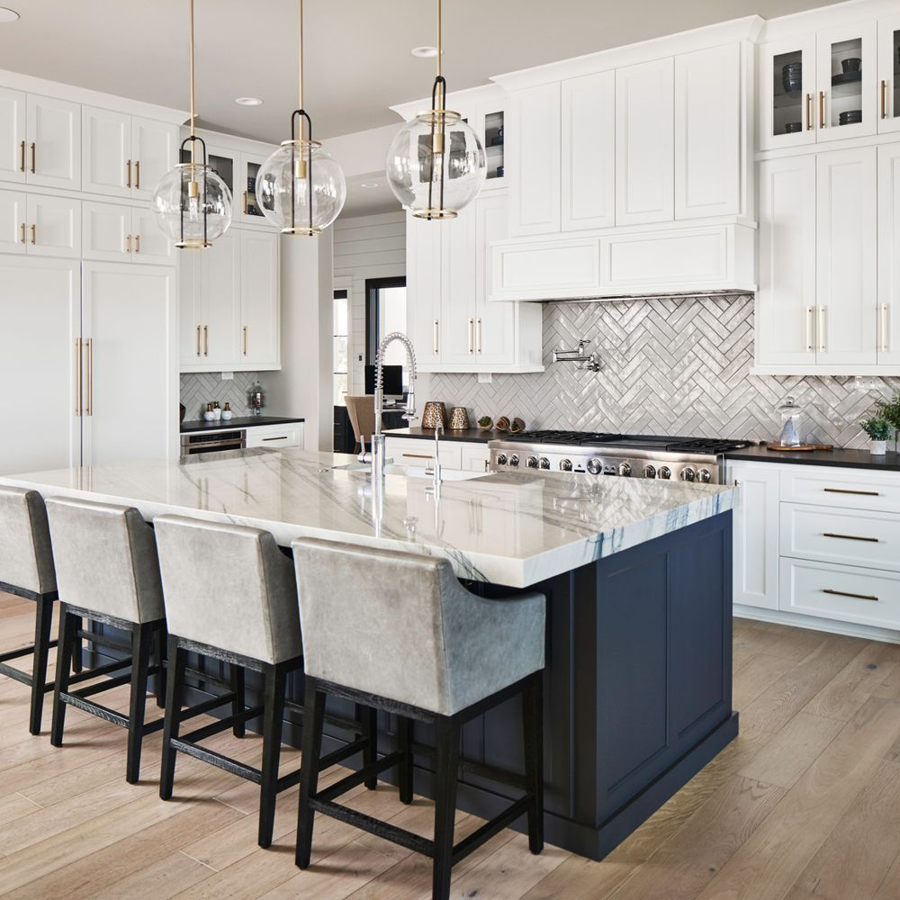c1 Cool countertop ideas for you to create that standout kitchen