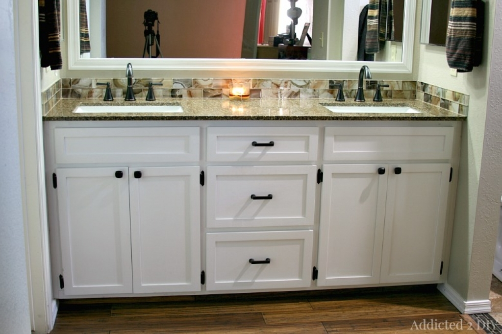 vanity1 DIY bathroom vanity ideas and options you can try