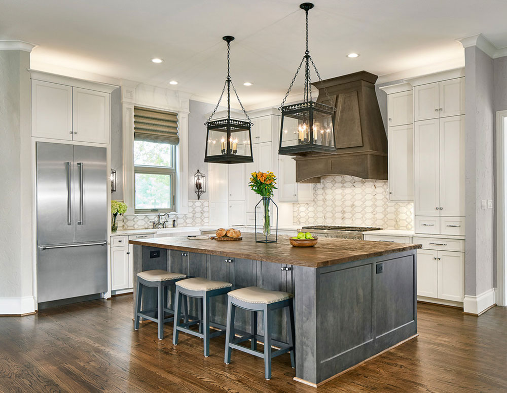Kitchen-Remodels-by-USI-Design-and-Remodeling Decoration ideas for a kitchen with breakfast bar