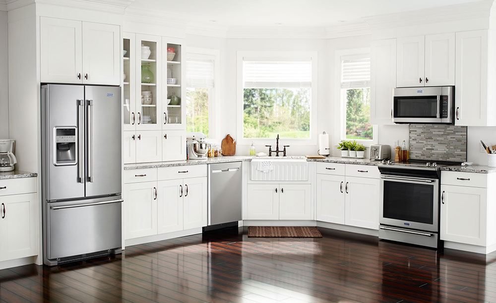 KitchenAidLandingPage Good range of appliances for great home decor