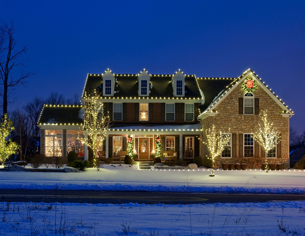 t2-40 Great Christmas decorations to try