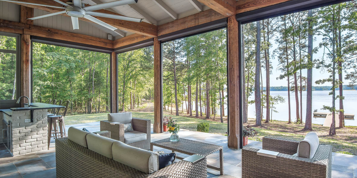 sp Great ideas for screened porches that can inspire you