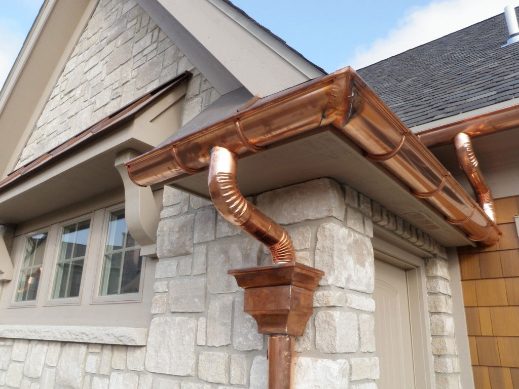 Gutters How much do seamless gutters cost?  What you should expect