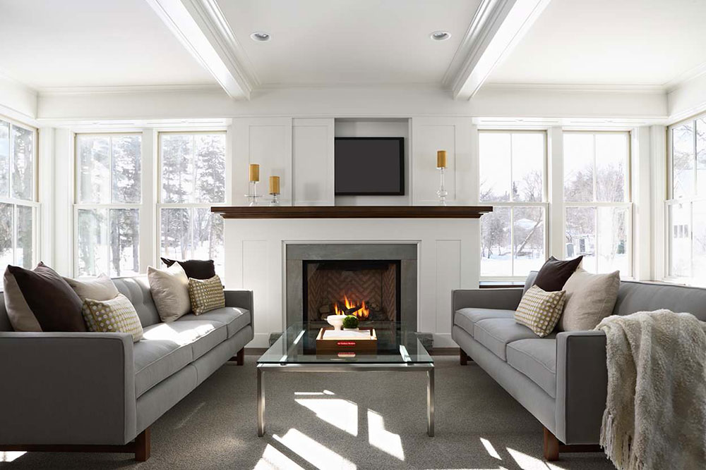 2013-Green-Dream-Home-by-DiGiacomo-Homes-n-Renovation How to clean fireplace glass doors to look flawless