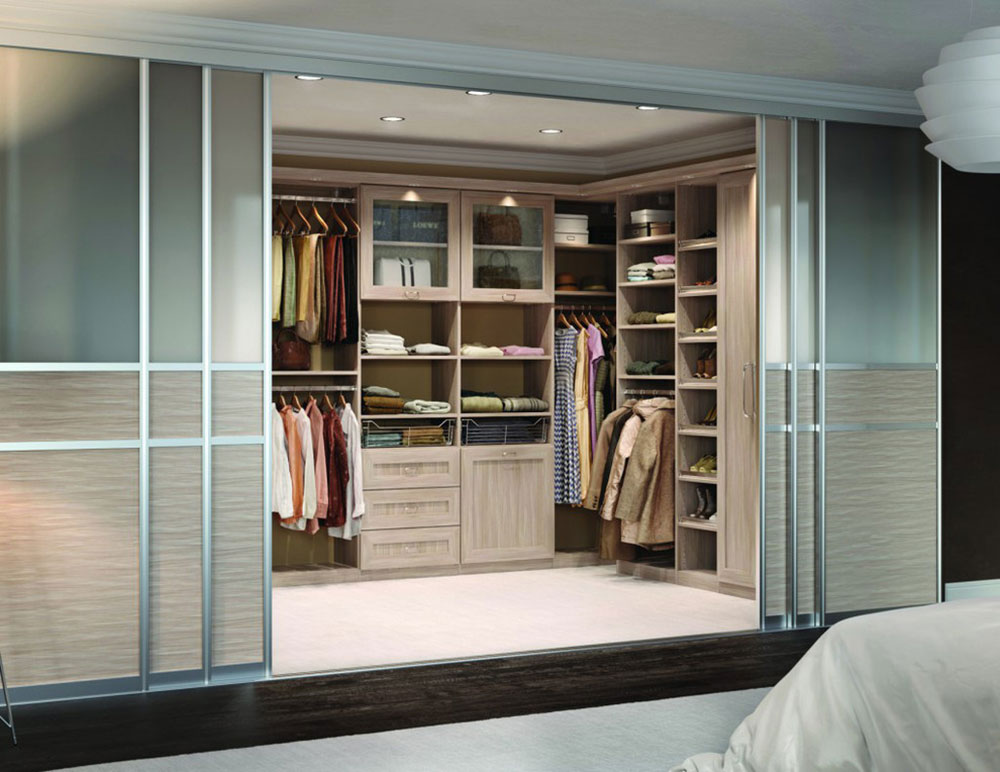 Custom-Storage-Solutions-by-California-Closets-Studio-City How to Cover a Cabinet Without Doors (Inexpensive Options)