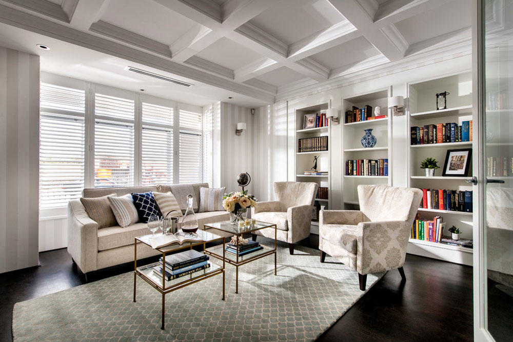 The-Montauk-by-Webb-n-Brown-Neaves How to decorate a living room without a coffee table