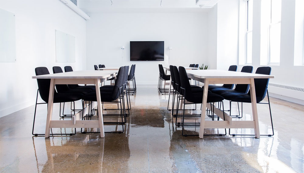 1-4 How to design a more productive meeting room